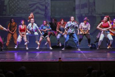 dance hall - scroccone