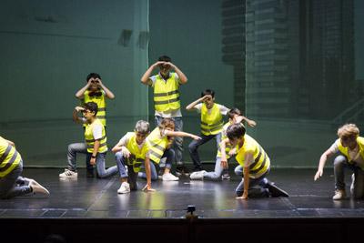 breakdance bimbi intermedio - elicotteristi