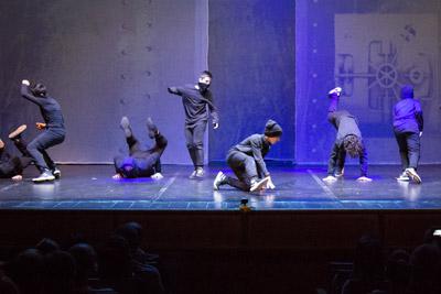 breakdance ragazzi avanzato - los perritos - ladri